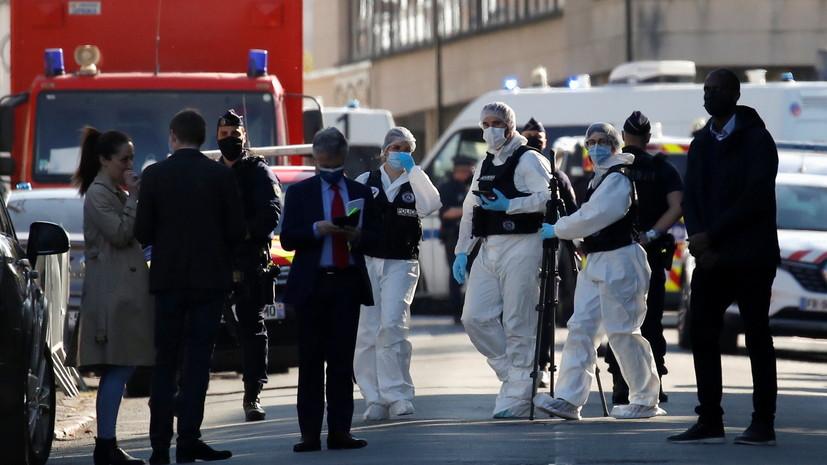 Во Франции задержали четвёртого человека по делу об убийстве полицейской