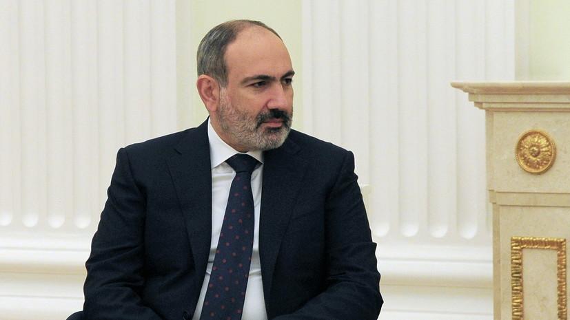 Пашинян заявил, что будет кандидатом в премьеры на досрочных выборах