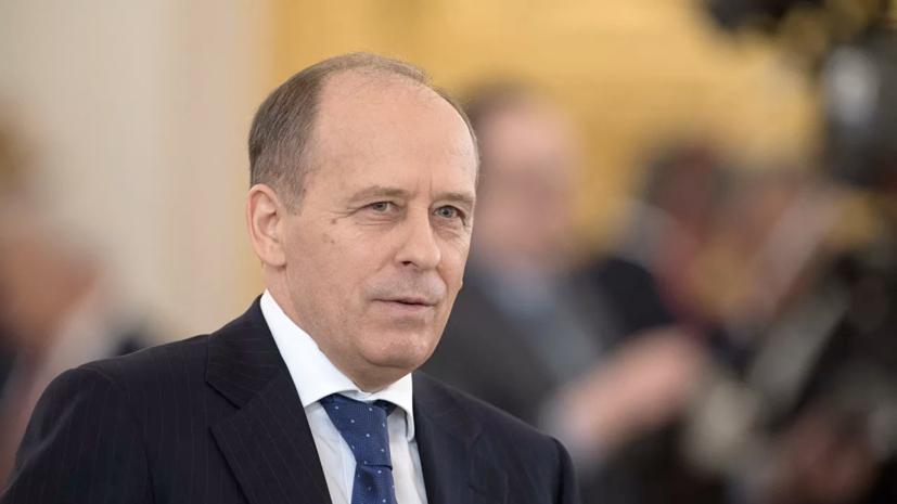 Директор ФСБ прокомментировал попытку переворота в Белоруссии