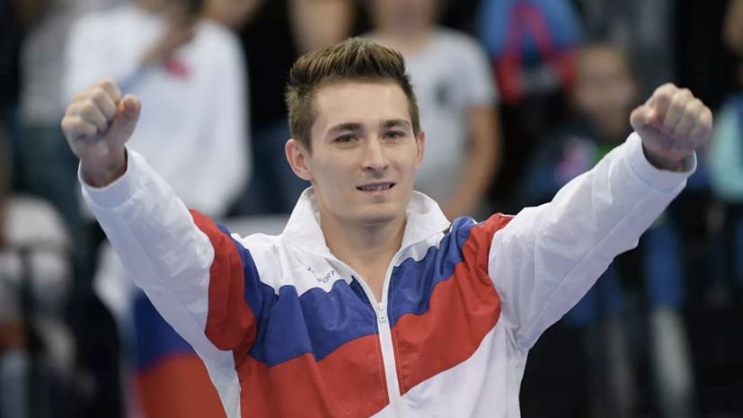 Гимнасты Мельникова и Белявский завоевали серебро на ЧЕ в Базеле