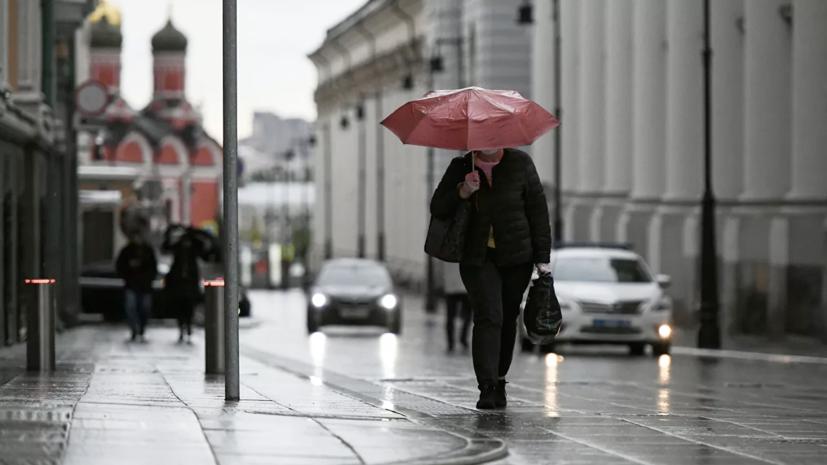 Синоптик рассказал о погоде в мае в Москве