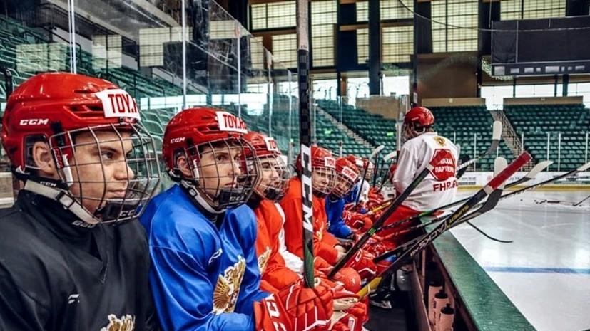 «Будем делать всё, чтобы привезти золото домой»: чего ожидать от сборной России на ЮЧМ-2021 по хоккею