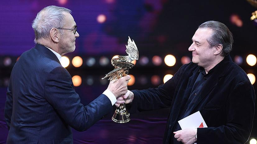 Двойная награда: названы имена обладателей премии «Ника» за 2019 и 2020 годы