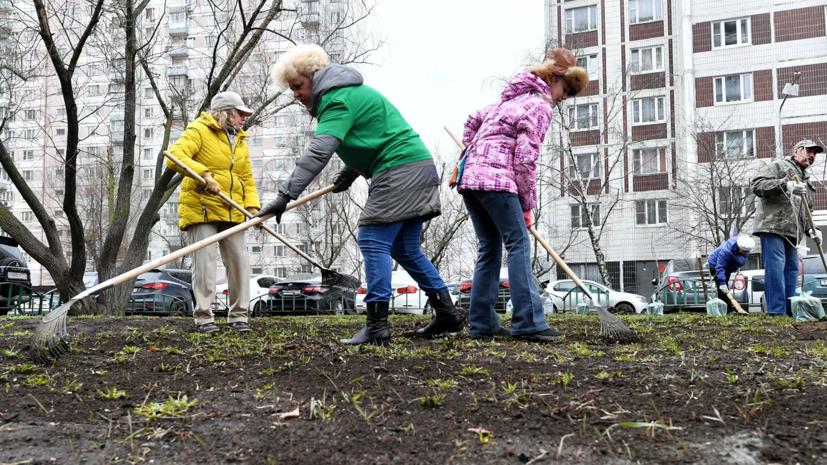 В Московской области после субботника собрали и вывезли более 600 тонн мусора