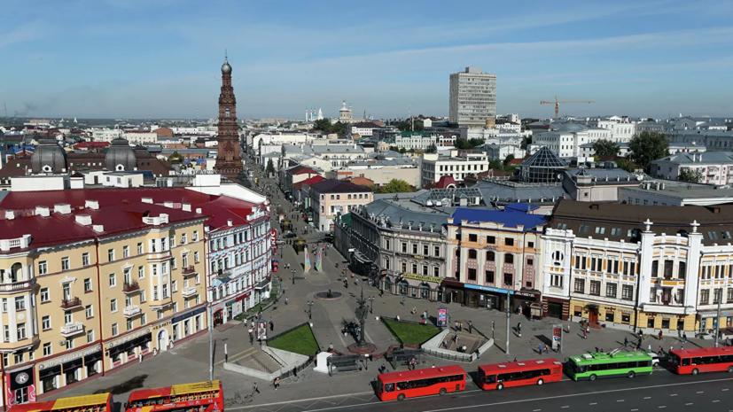Объявлена программа празднования Дня Победы в Казани