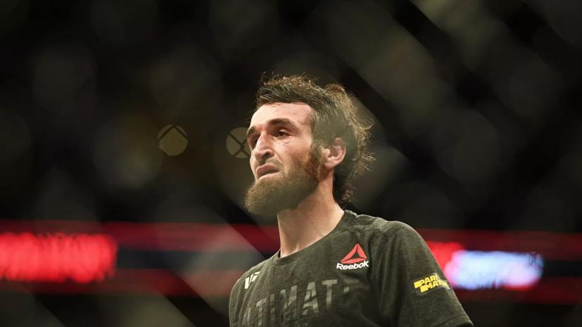 В UFC подтвердили исключение Магомедшарипова из рейтинга бойцов