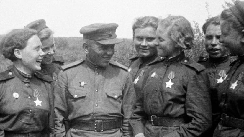 Главархив опубликовал биографии 1315 героев Советского Союза