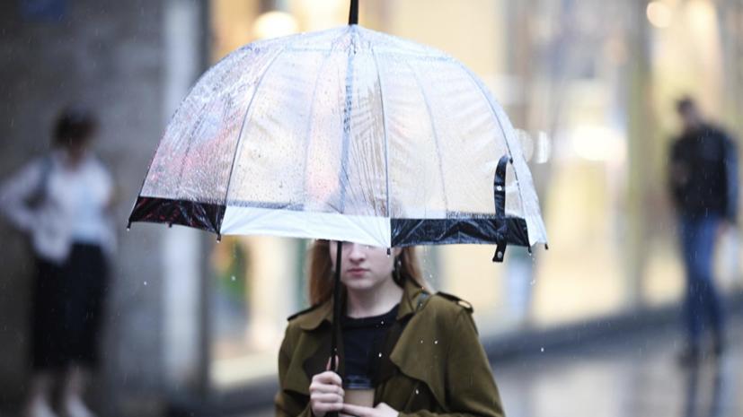 Синоптики прогнозируют в Петербурге дождь со снегом
