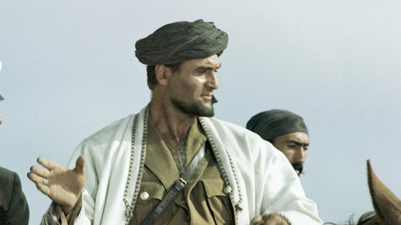 Умер сыгравший в «Белом солнце пустыни» грузинский актёр Кахи Кавсадзе