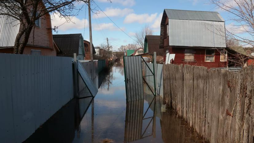 В Башкирии заявили о стабилизации ситуации с паводком
