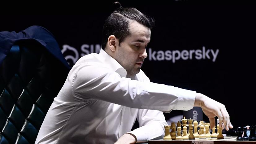 В «Спартаке» заявили о желании пригласить шахматиста Непомнящего на матч РПЛ с «Химками»