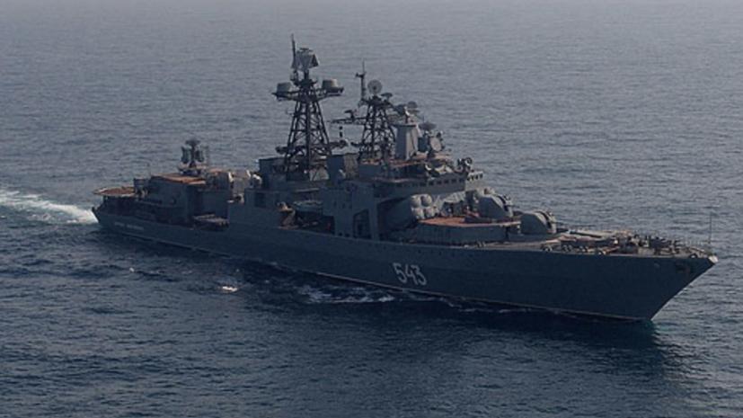 Универсальный корабль: как усилилась боевая мощь фрегата «Маршал Шапошников» после модернизации