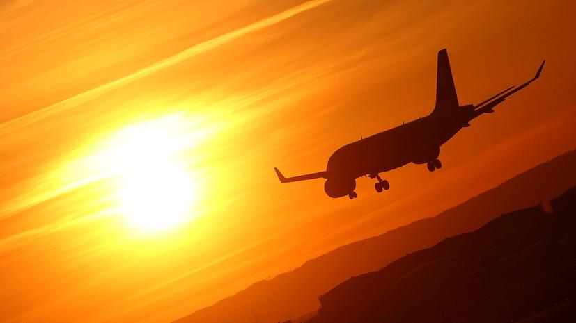 В Росавиации рассказали о вывозных рейсах из Танзании