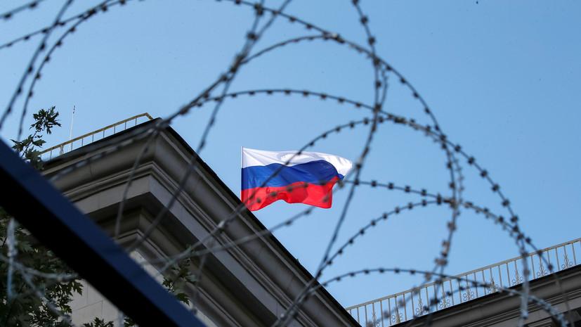 В администрации США прокомментировали ответные меры России на санкции