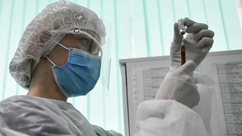 В Казахстане от коронавируса вакцинировались более миллиона человек