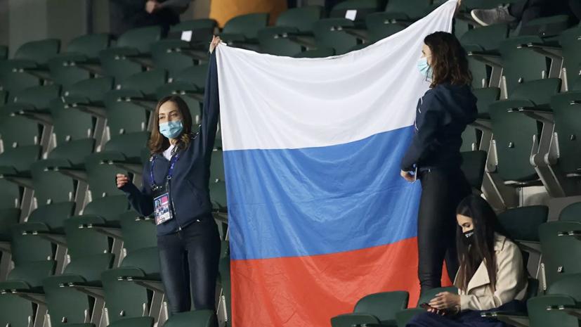 Черток: кто-то из министерства спорта Польши надавил на организаторов, чтобы немедленно сняли флаг