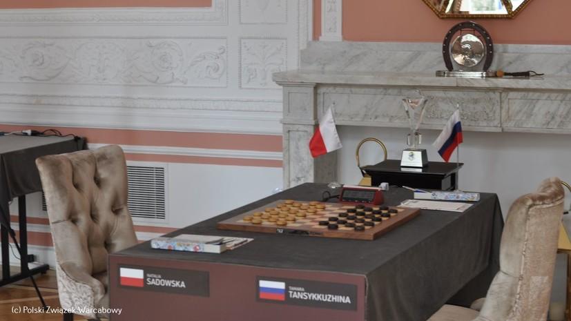 В Федерации шашек России назвали инцидент с флагом политическим актом, инициированным WADA