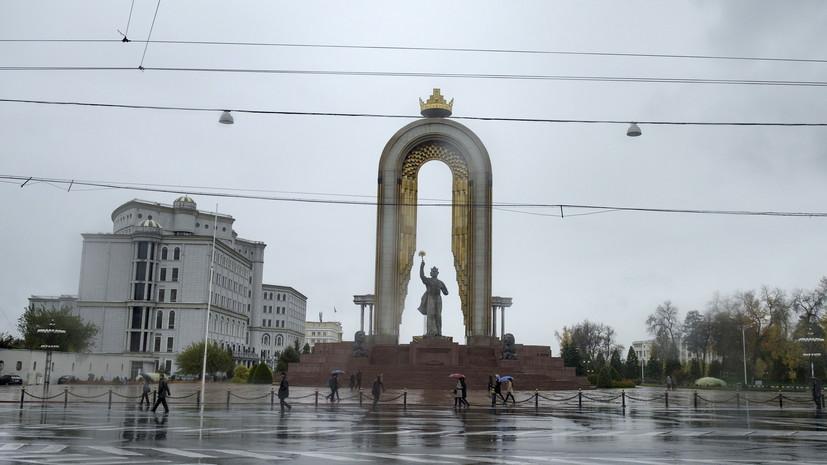США поддержат работу «независимых» СМИ в Таджикистане