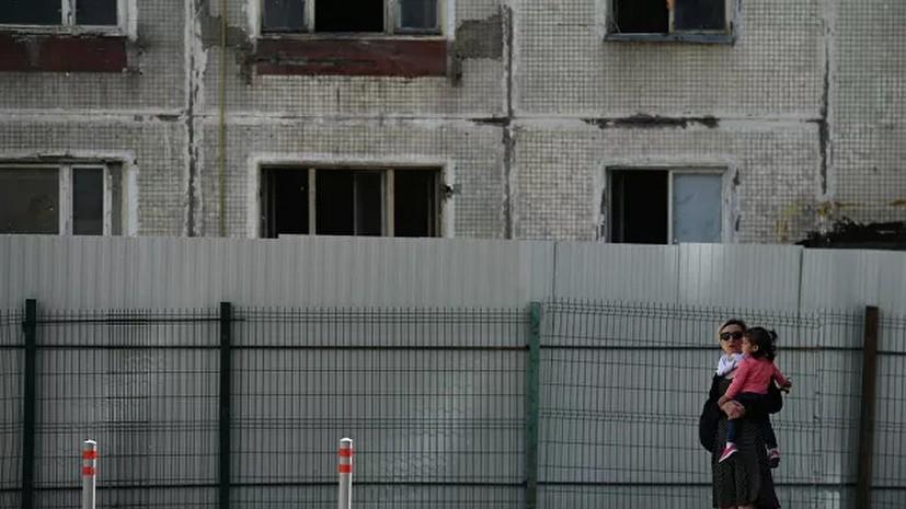 Степашин рассказал о ходе работы по переселению граждан из аварийного жилья