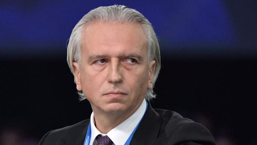 Дюков высказался о ситуации с ограничением допуска зрителей на матчи РПЛ