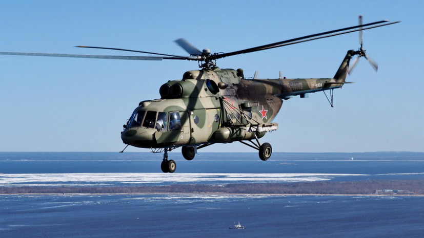 Авиация и пехота ЦВО провели совместную тренировку перед парадом Победы