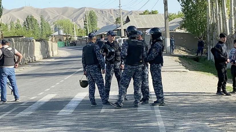 Киргизия и Таджикистан договорились совместно патрулировать приграничную зону