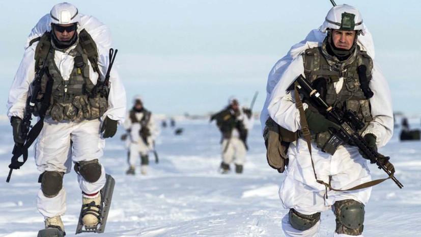 «Следуют деструктивному курсу»: как Россия отреагировала на оборонное соглашение между США и Норвегией