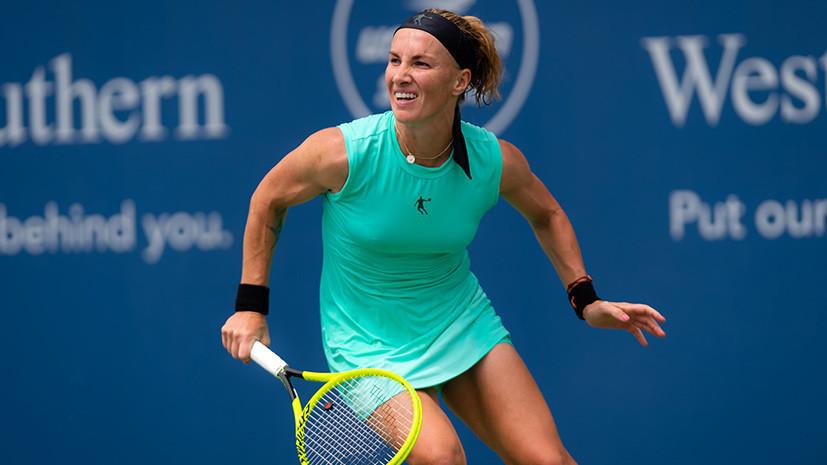 Кузнецова снялась с турнира WTA в Мадриде