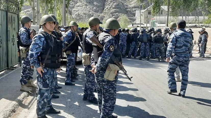 В Киргизии сообщили о трёх жертвах в ходе конфликта на границе с Таджикистаном