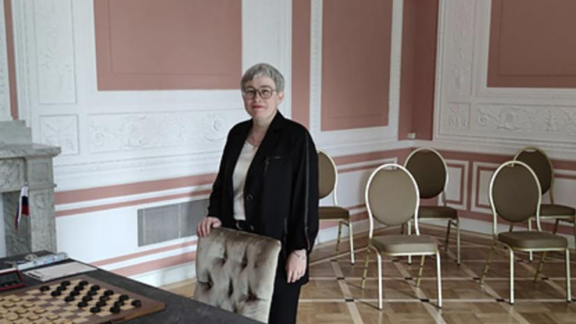 Шашистка Тансыккужина заявила, что организаторы извинились за инцидент с флагом