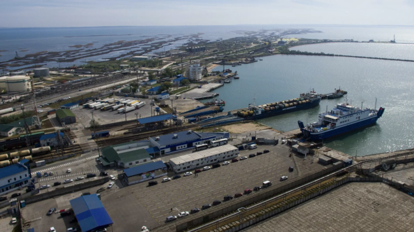 Росморречфлот не вводил ограничений на судоходство в Керченском проливе