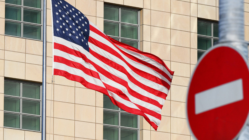«Предтеча этого — недружественные действия Вашингтона»: в России прокомментировали решение посольства США по визам