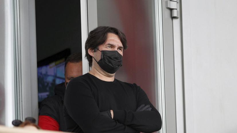 В сети опубликовали документы с информацией по зарплате Газизова в «Спартаке»