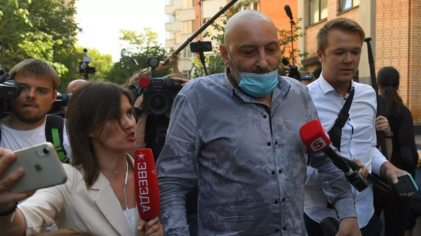 Суд приговорил к году работ лжесвидетеля по делу Ефремова