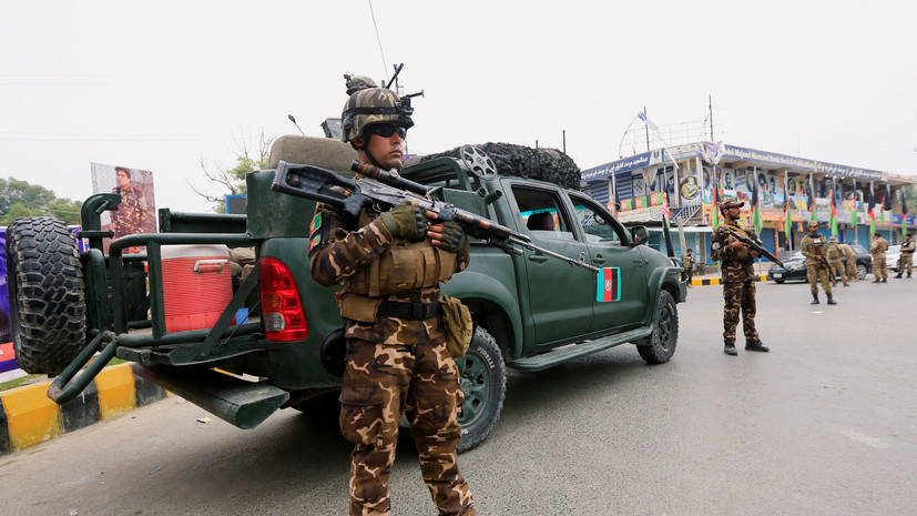 Взрыв произошёл около больницы в Афганистане