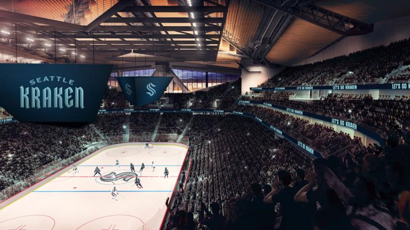 «Сиэтл Кракен» официально стал 32-й командой НХЛ
