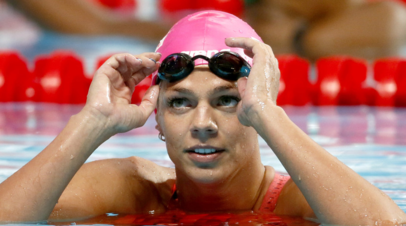 Пловчиха Ефимова не исключила, что не вернётся в США до Олимпиады