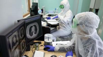 В России выявили 8328 случаев коронавируса за сутки