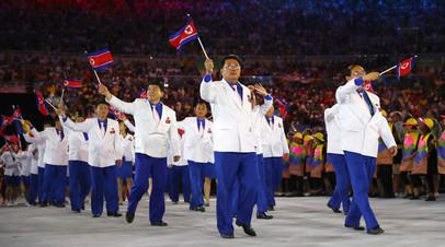 Последствия коронавируса: КНДР отказалась от участия в летних Олимпийских играх в Токио