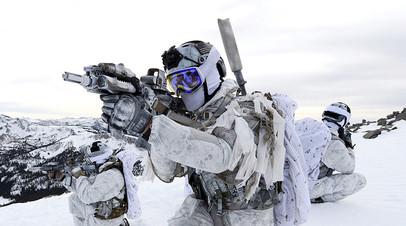 Militar de Estados Unidos
