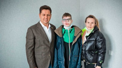 Тяжелобольному ребёнку из Казани помогли приобрести квартиру