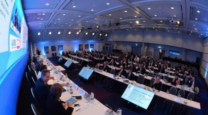 Саммит «СпортАккорд» пройдёт в Екатеринбурге в ноябре