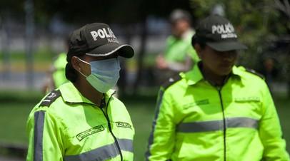 При падении лёгкого самолёта в Эквадоре погибли шесть человек