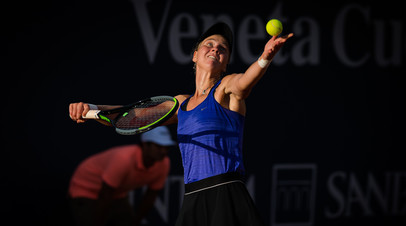 Самсонова проиграла Гауфф во втором круге турнира WTA в Чарльстоне