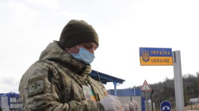 Белый дом заявил об обеспокоенности войсками России у границы Украины