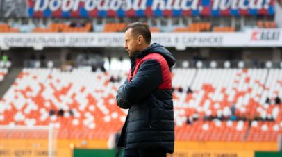 Аленичев затруднился объяснить, почему ЦСКА назначил Олича главным тренером