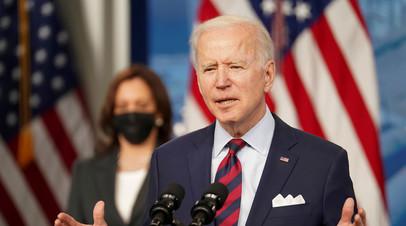 Политолог назвал нелепым объяснение госсекретаря США слов Байдена о Путине
