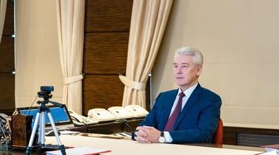Собянин рассказал о работе благотворительного сервиса на mos.ru