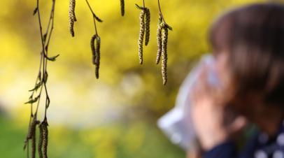 В Роспотребнадзоре дали советы людям с сезонной аллергией