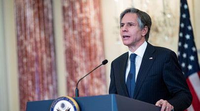 Госсекретарь США и глава МИД Франции обсудили ситуацию на Украине